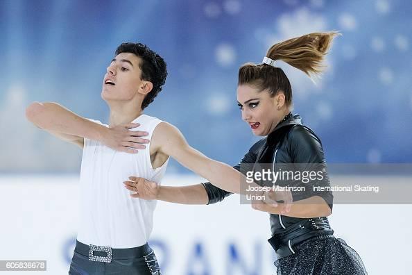 ISU Junior Grand Prix of Figure Skating - Saransk Day 1 : News Photo