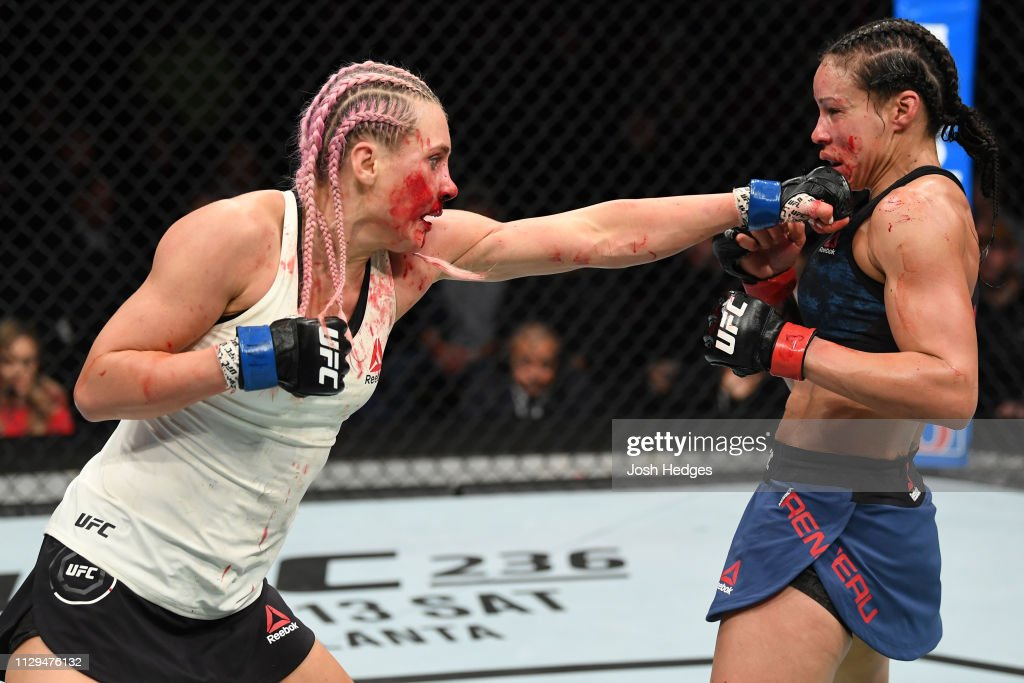 UFC Fight Night: Reneau v Kunitskaya : News Photo