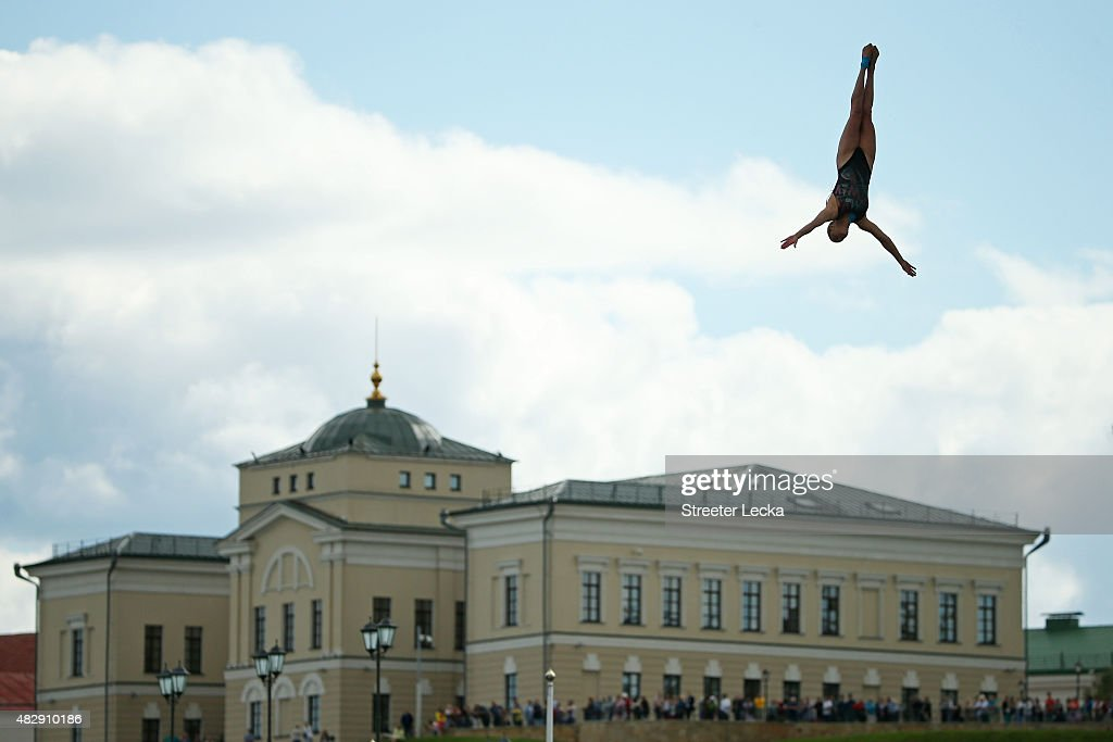 High Diving - 16th FINA World Championships: Day Eleven : News Photo
