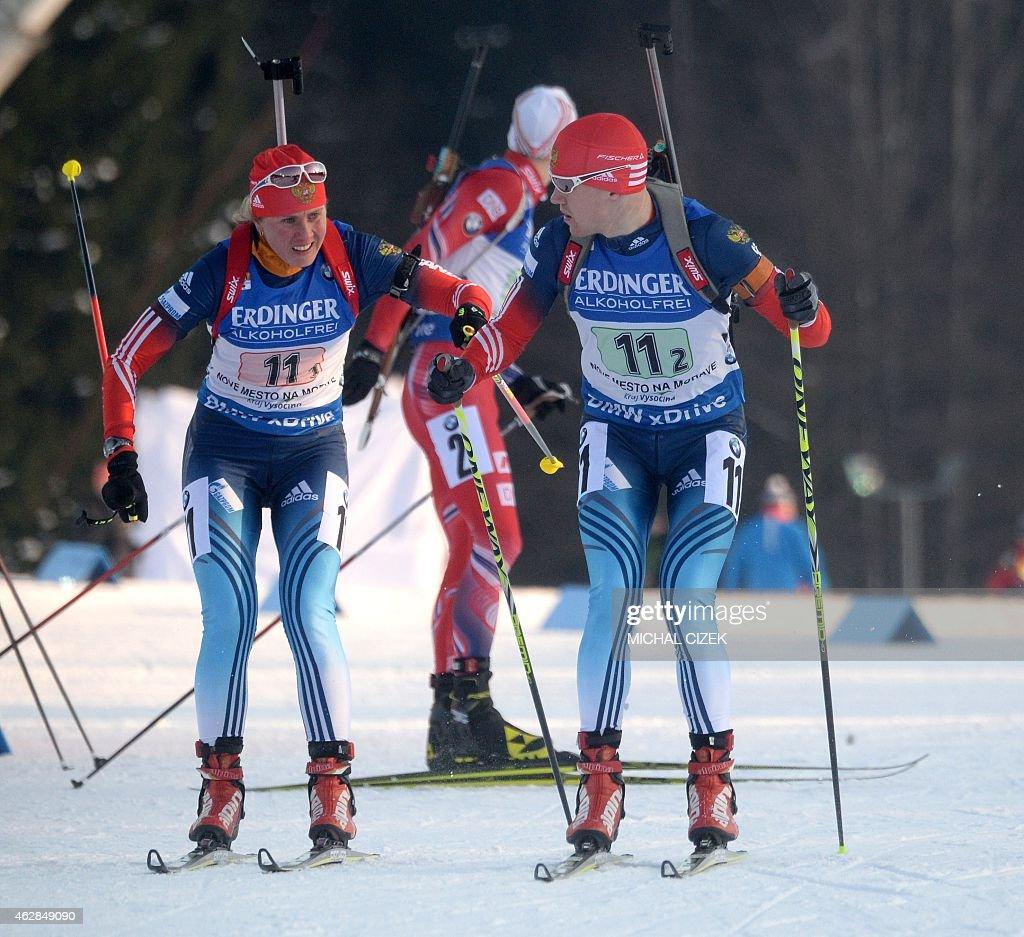 Alexey Volkov - Russian biathlete 32