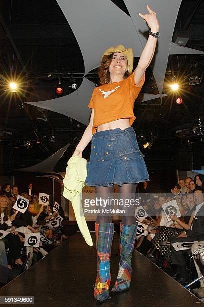 Yancy Butler attends Third Annual Dressed To Kilt at Copacabana on April 6 2005 in New York City
