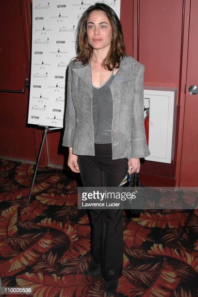Yancy Butler during Johnnie Walker Presents Dressed to Kilt Arrivals and Runway at Copacabana in New York City New York United States