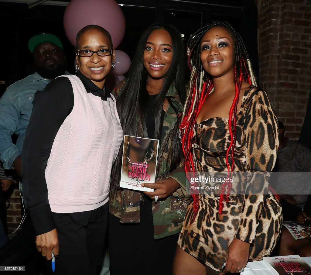 The Pink Panther Clique Book Release Party Hosted By Yandy Smith : News Photo