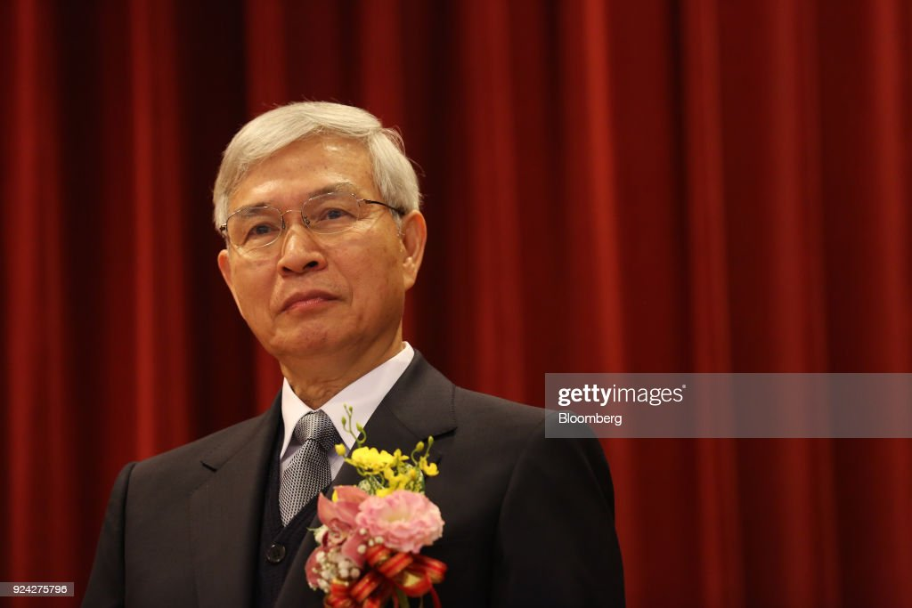 Handover Ceremony for New Taiwan Central Bank Governor Yang Chin-long