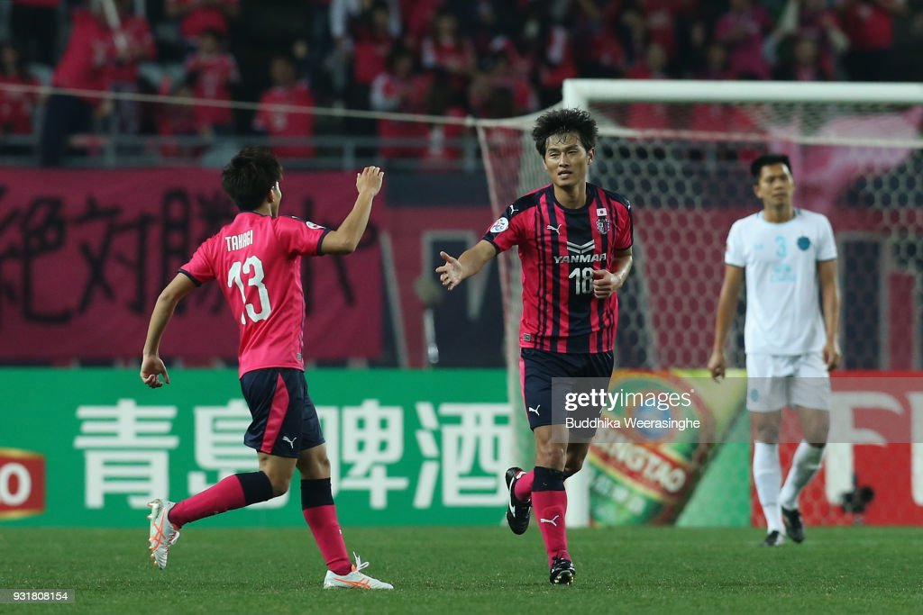 Cerezo Osaka v Buriram United - AFC Champions League Group G : ニュース写真