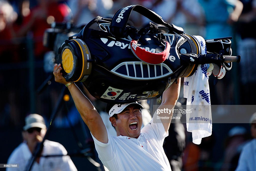 PGA Championship 2009 - Final Round © Getty Images