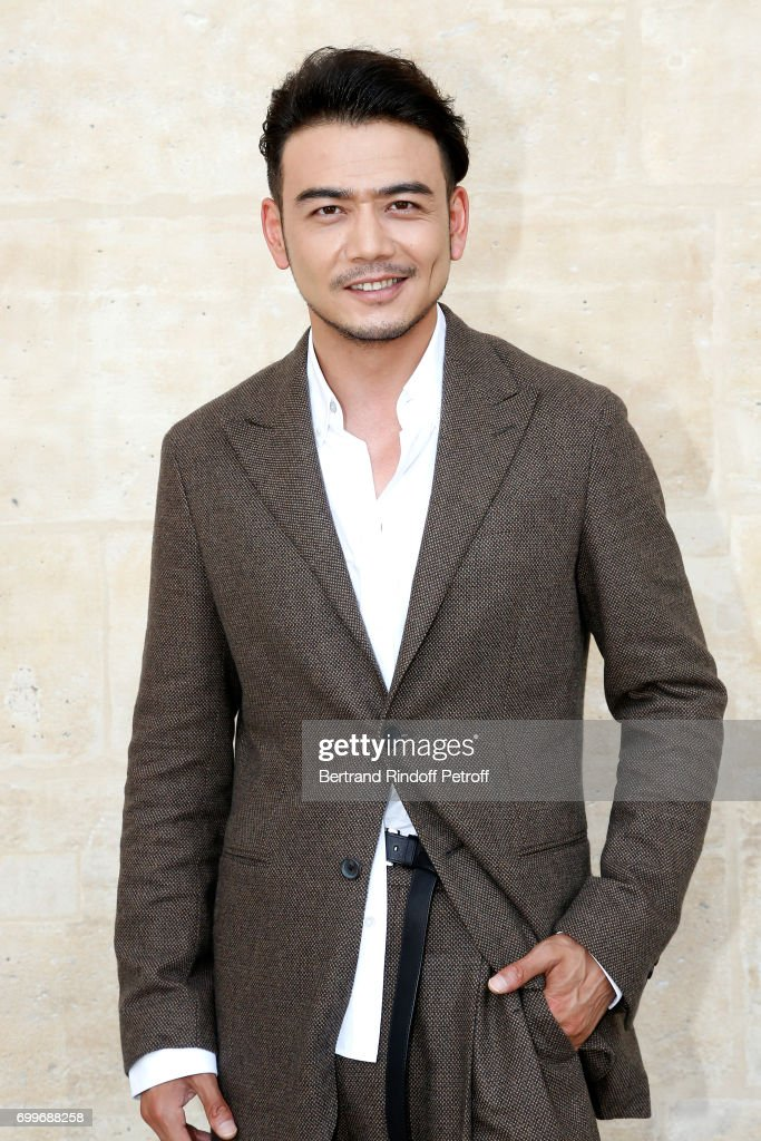 Louis Vuitton : Front Row - Paris Fashion Week - Spring/Summer 2018 : News Photo