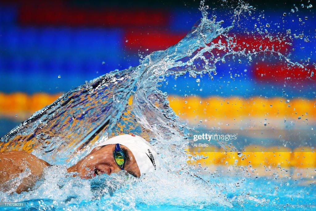 Year in Focus 2013: World Aquatics Championships