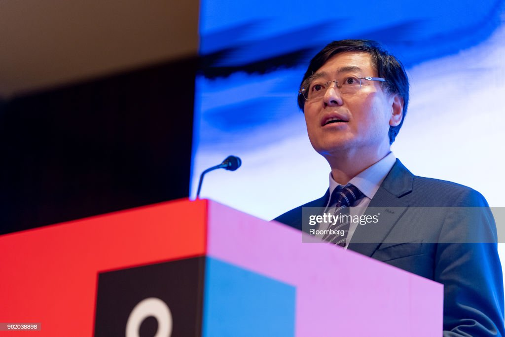 Lenovo Chairman and CEO Yang Yuanqing Presents Earnings News Conference