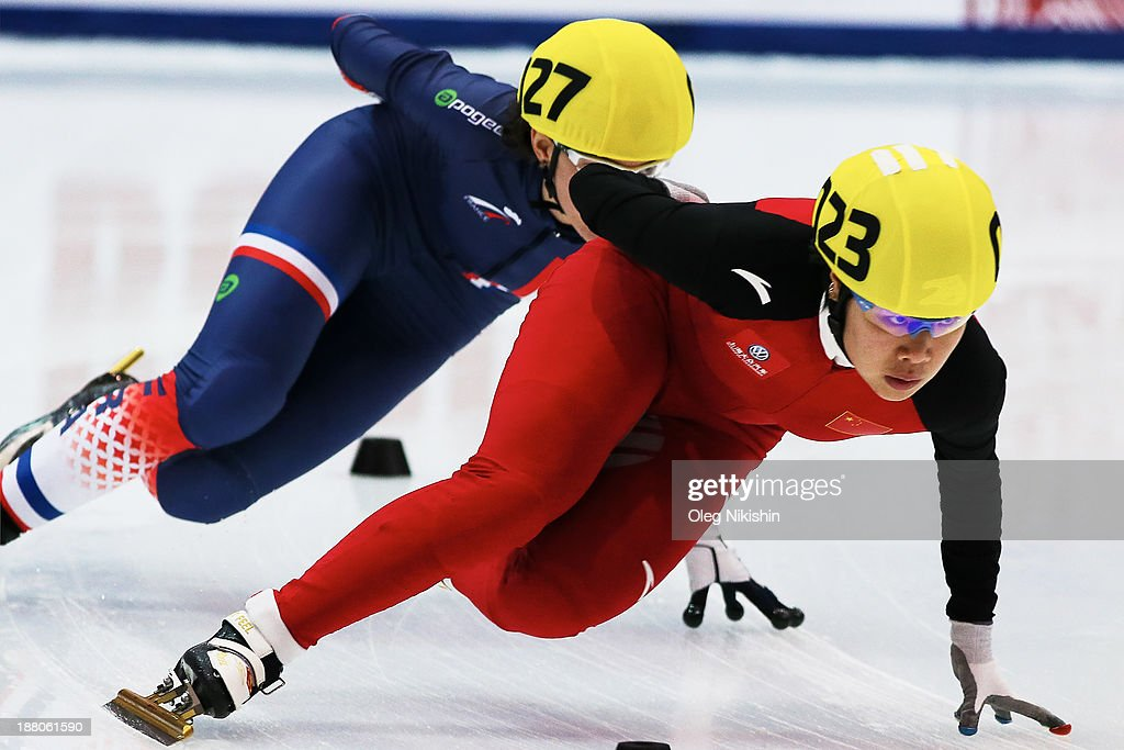 Samsung ISU World Cup Short Track - Day Two