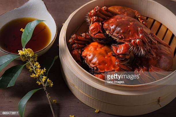 Yangcheng Lake Hairy Crab