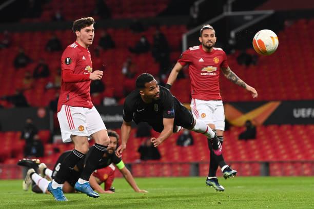 GBR: Manchester United v Granada CF - UEFA Europa League Quarter Final: Leg Two