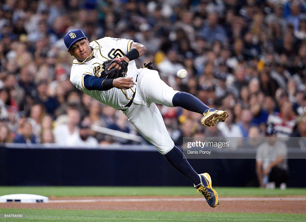 New York Yankees v San Diego Padres