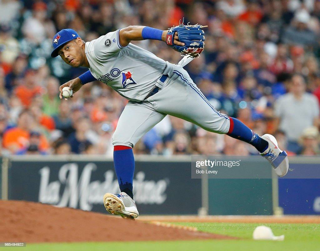Toronto Blue Jays v Houston Astros
