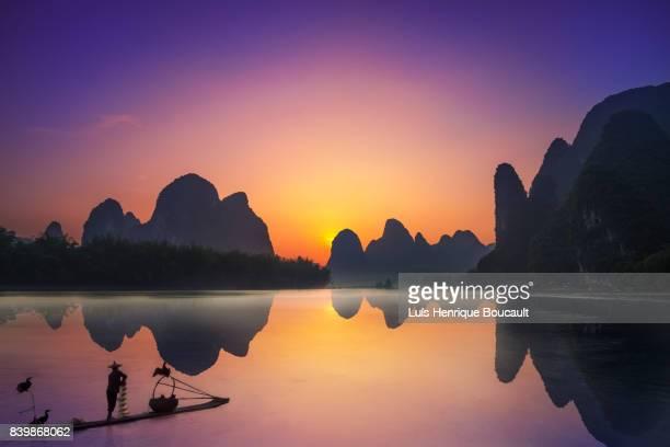 Yangshuo & Fisherman