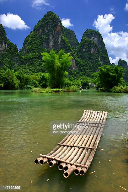 Yangshuo raft