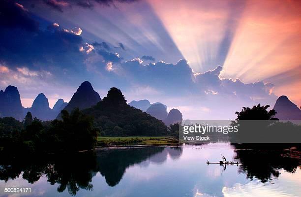 Yangshuo,Guilin,Guangxi,China
