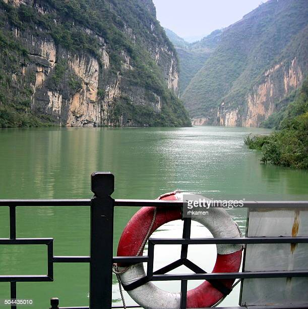 Yangtze River, Chongqing Province, China