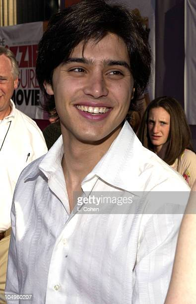 Yani Gellman during The Lizzie McGuire Movie Premiere at The El Capitan Theater in Hollywood California United States