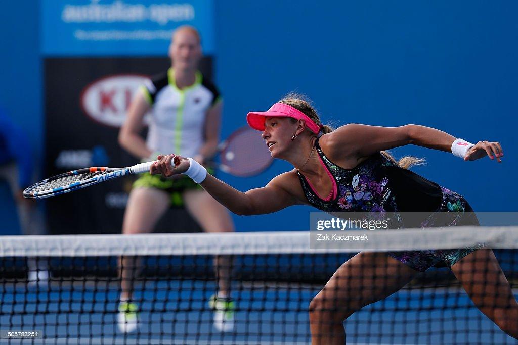 2016 Australian Open - Day 3 : Fotografía de noticias