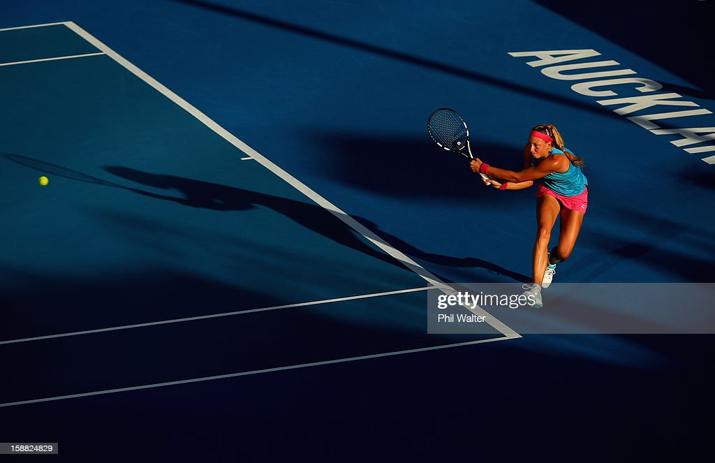 2013 ASB Classic - Day 1