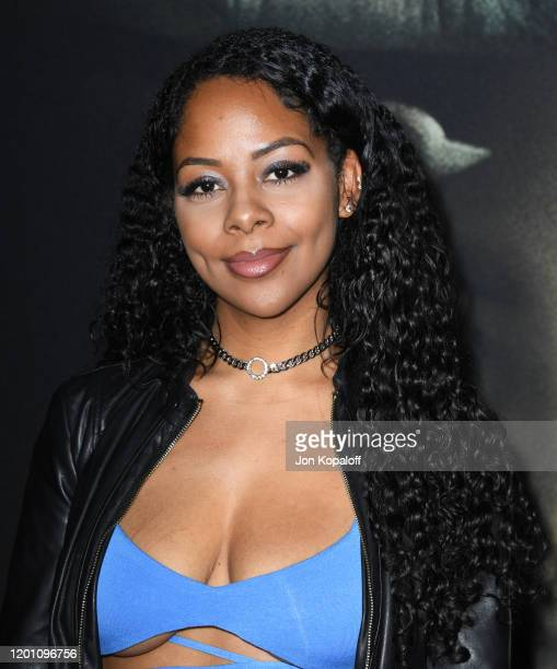 Yanira Pache attends the premiere of Universal Pictures' The Turning at TCL Chinese Theatre on January 21 2020 in Hollywood California