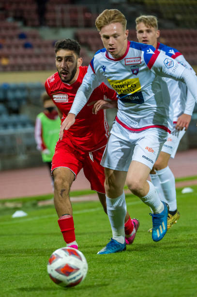 CHE: FC Stade-Lausanne-Ouchy v FC Chiasso - Swiss Challenge League