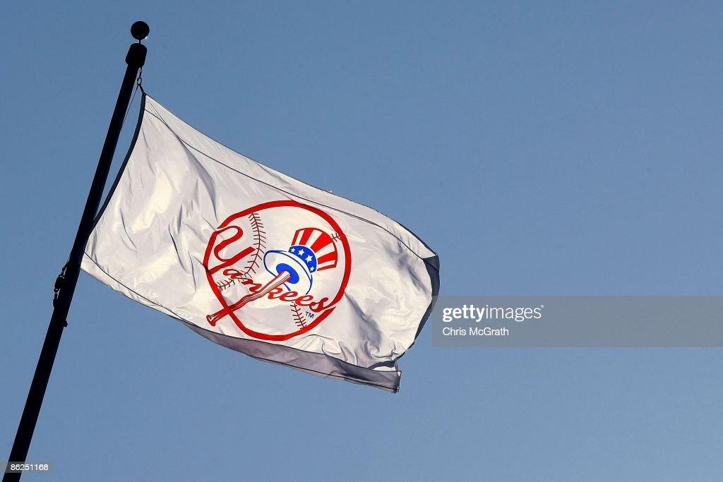 Cleveland Indians v New York Yankees : News Photo