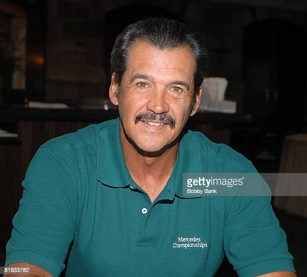 Yankee Ron Guidry attends the 10th annual Teach Our Children Foundation Golf Outing at the Mountain Ridge Country Club on July 14 2008 in West...
