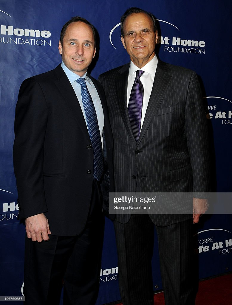 8th Annual Joe Torre Safe At Home Foundation Gala