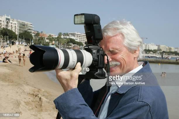 Yann ArthusBertrand during MIPTV 2007 Green Photocall with Yann ArthusBertrand at Majestic Pier in Cannes France