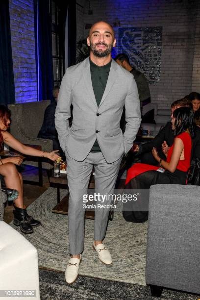 Yann Demange attends RBC hosted White Boy Rick cocktail Party At RBC House Toronto Film Festival on September 7 2018 in Toronto Canada