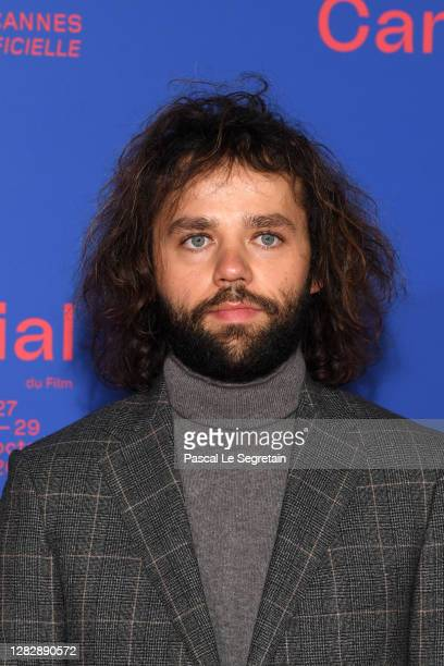 "Yann Frisch attends the Best Short Film Palme D'Or Award Ceremony of the ""Special Cannes 2020 : Le Festival Revient Sur La Croisette !"" as part of..."