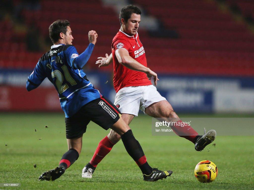 Charlton Athletic v Doncaster Rovers - Sky Bet Championship : News Photo