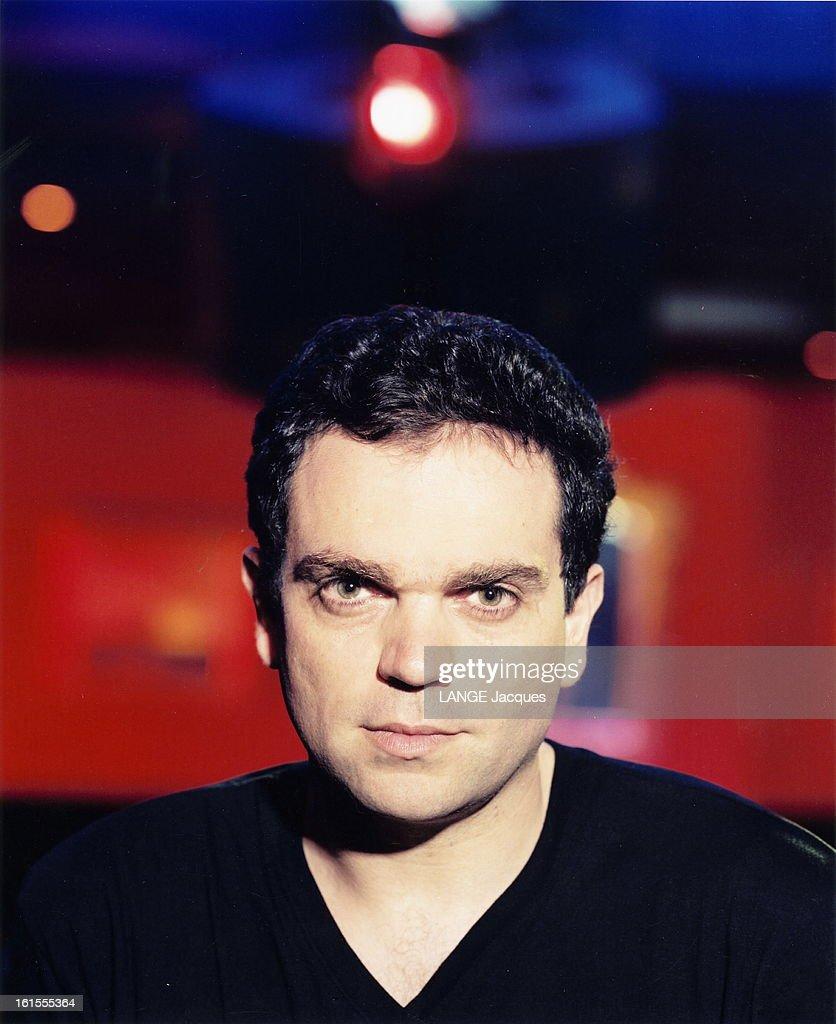 Yann Moix Plan De Face De Yann Moix Auteur Du Livre