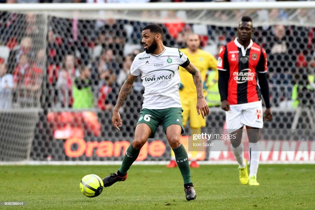 OGC Nice v AS Saint Etienne - Ligue 1