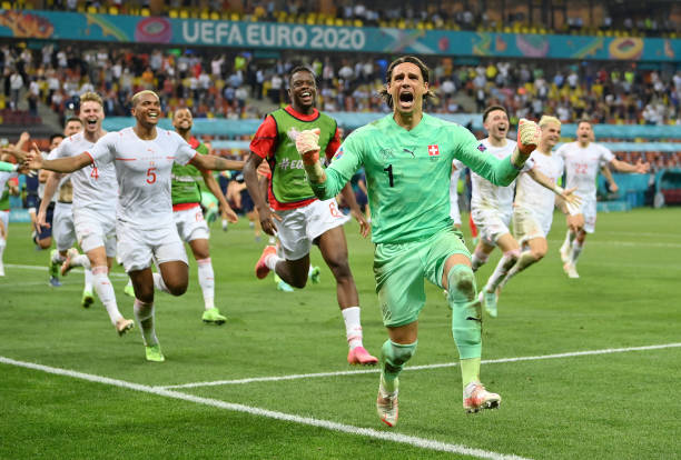 UNS: UEFA Euro 2020 - Top 10 From Day Sixteen