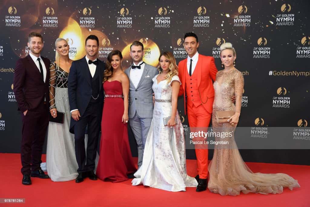Closing Ceremony - 58th Monte Carlo TV Festival : News Photo