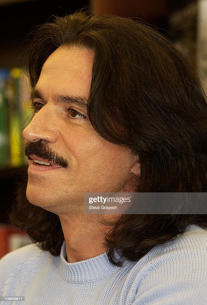 "Yanni In-Store Book Signing for ""Yanni in Words"""