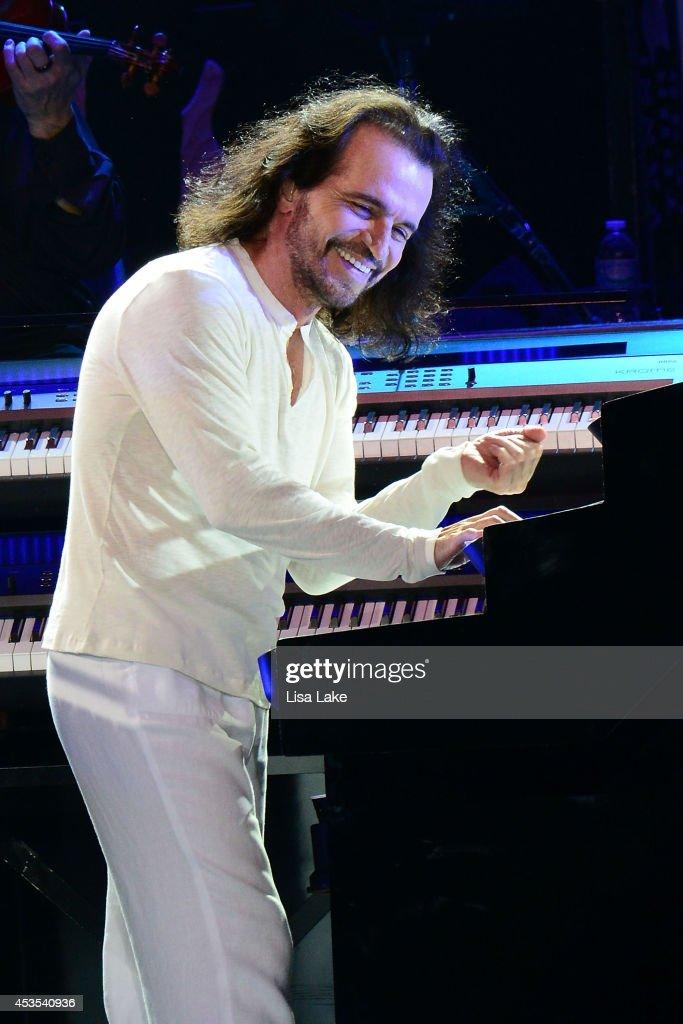 Yanni In Concert - Bethlehem, PA