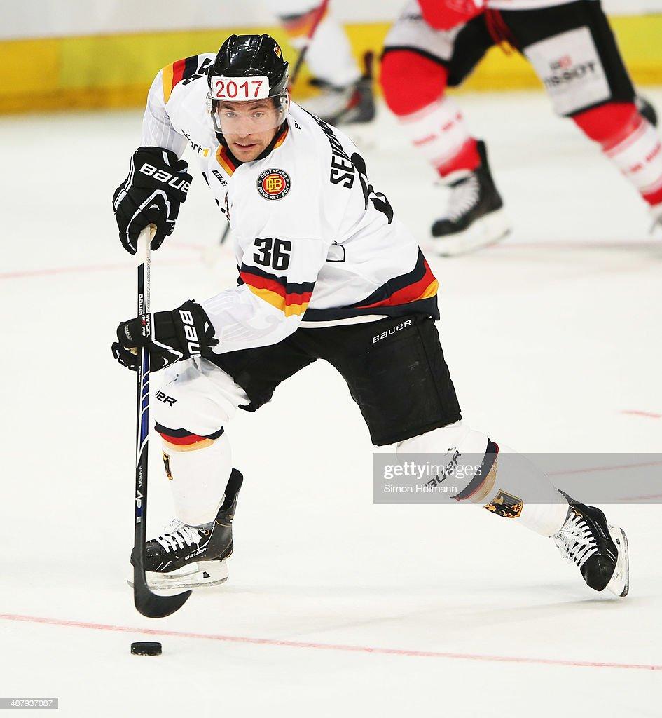 Germany v Switzerland - International Icehockey Friendly