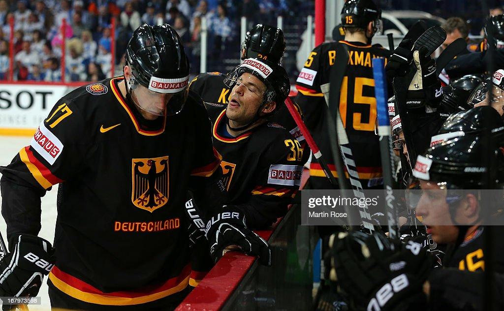 Finland v Germany - 2013 IIHF Ice Hockey World Championship