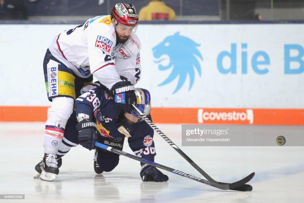 EHC Red Bull Muenchen v Eisbaeren Berlin - DEL Playoff Final Game 5