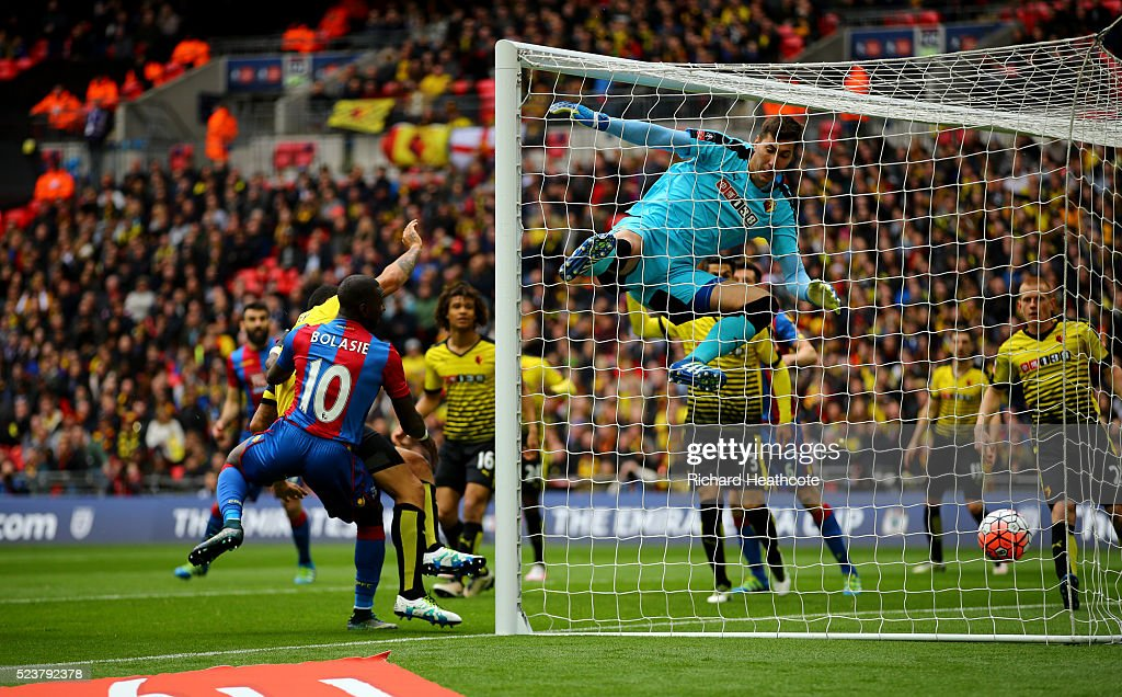 Watford v Crystal Palace - The Emirates FA Cup Semi Final