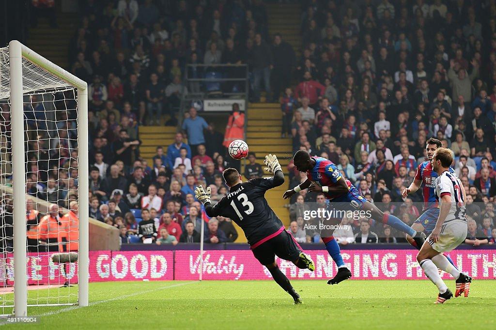Crystal Palace v West Bromwich Albion - Premier League : Nachrichtenfoto