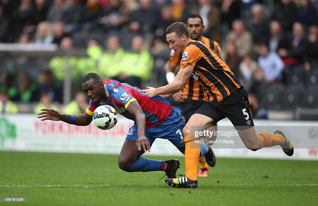 Hull City v Crystal Palace - Premier League : Fotografía de noticias