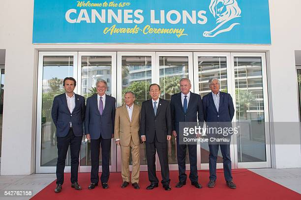 Yannick Bollor chairman and chief executive officer of Havas John ÊWren CEO of Omnicom Group Sir Martin Sorrell CEO of WPP General Secretary of the...