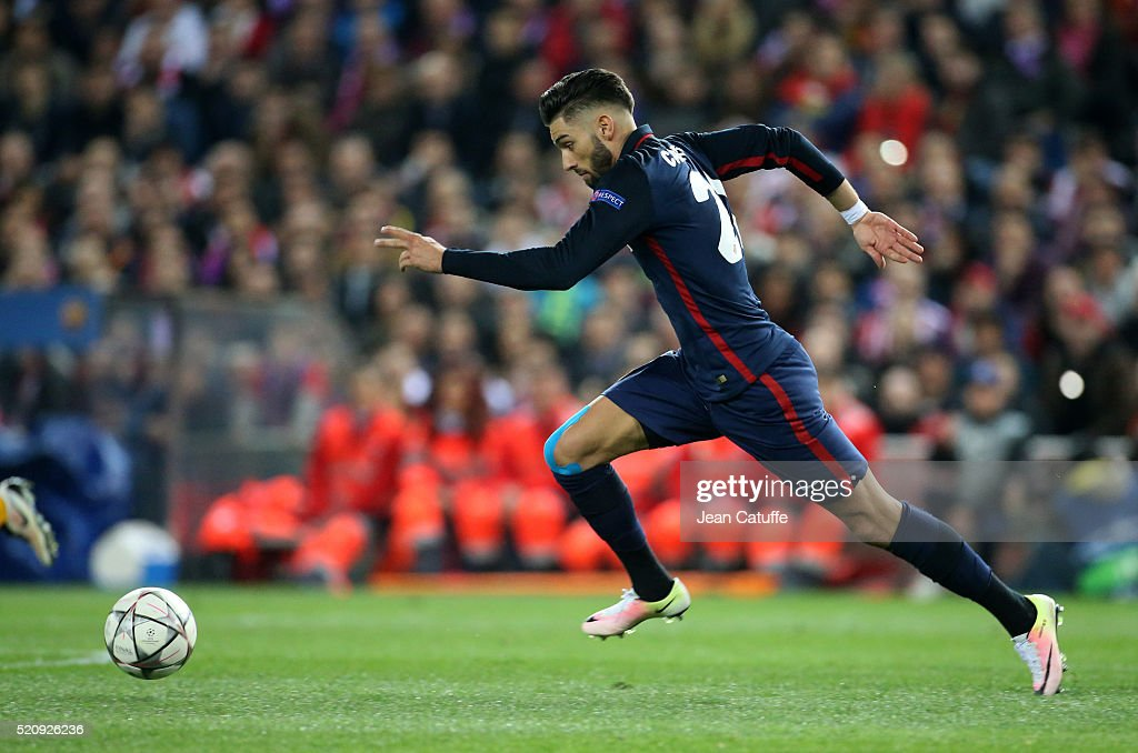 Atletico Madrid v FC Barcelona - UEFA Champions League Quarter Final: Second Leg : ニュース写真