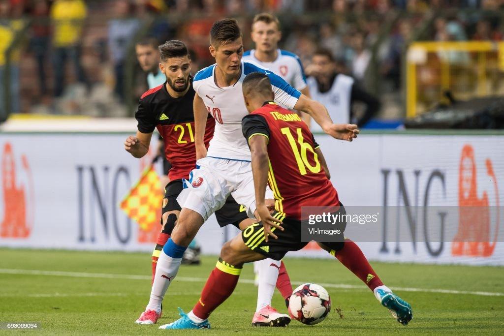 """Friendly match""""Belgium v Czech Republic"""" : Foto di attualità"""