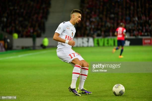 Yannick FERREIRA CARRASCO Lille / Monaco 12eme journee de Ligue 1 Photo Dave Winter / Icon Sport